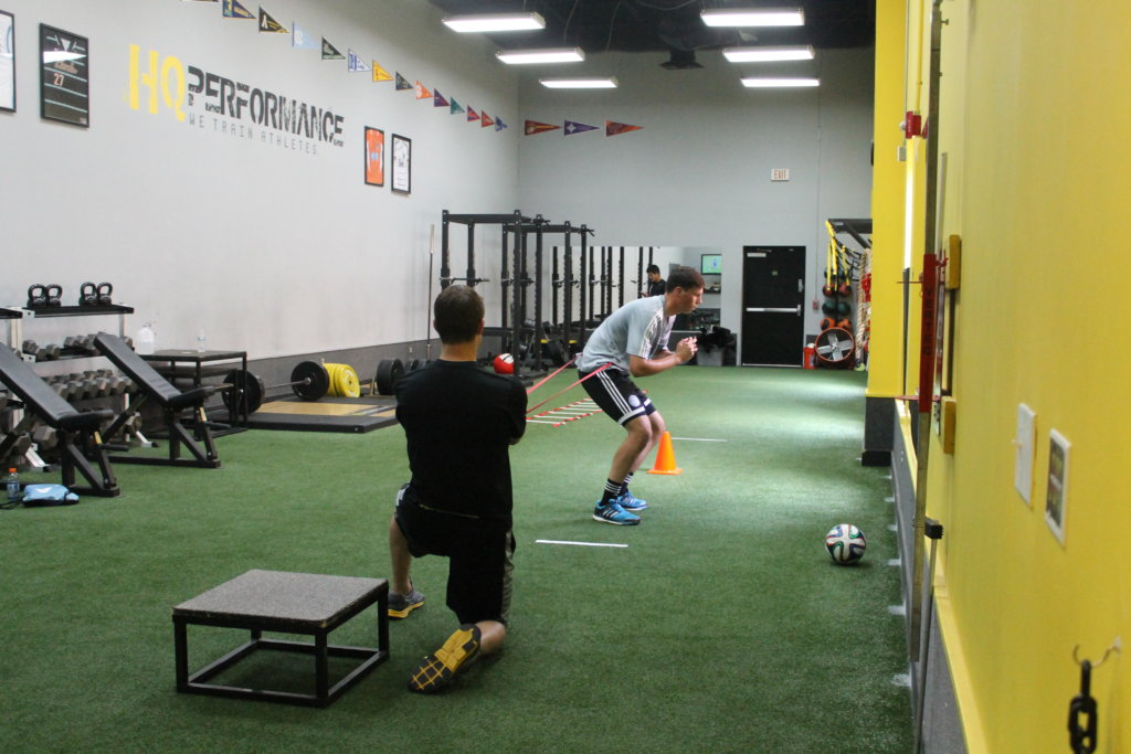Sports Performance Training